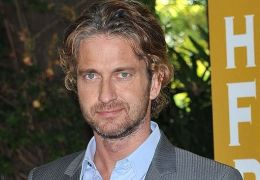 Gerard Butler, August 2011