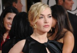 Kate Winslet  Golden Globe Nominierung
