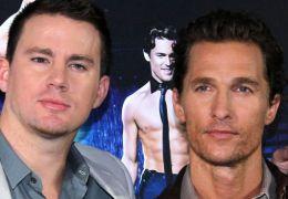 Channing Tatum und Matthew McConaughey