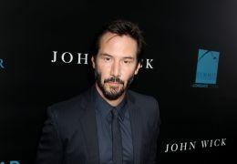 John Wick - Keanu Reeves beim New York Special Screening