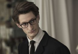 Yves Saint Laurent mit Pierre Niney