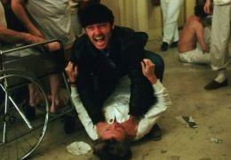 Jack Nicholson in 'Einer flog �ber das Kuckucksnest'