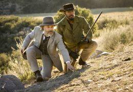 Django Unchained mit Christoph Waltz und Jamie Foxx