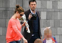 Ben Affleck, Jennifer Garner und ihre T�chter