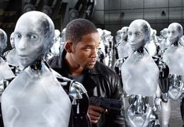 I, Robot mit Will Smith