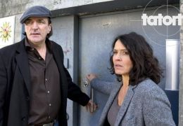 TATORT Kaltbl�tig mit Andreas Hoppe und Ulrike Folkerts