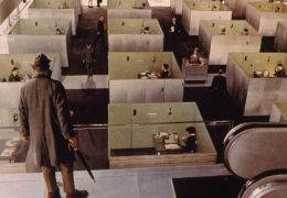 Jacques Tati in Playtime