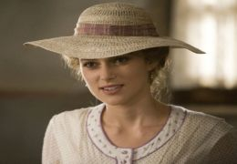 Keira Knightley in 'Silk'
