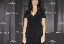 EMILY BLUNT - Fototermin zum Film 'The Wolfman'...2010.