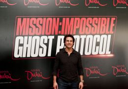Mission Impossible IV: Ghost Protocol -...ruise