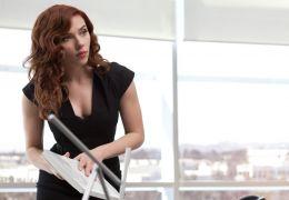Natasha Romanoff (Scarlett Johansson) - Iron Man 2