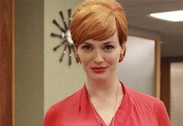 Christina Hendricks in 'Mad Men'