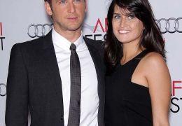 Josh Lucas mit seiner Frau Jessica