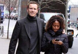 Michael Fassbender mit Nicole Beharie