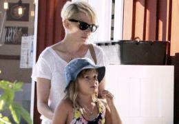 Michelle Williams mit ihrer Tochter Matilda
