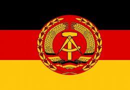 Flagge der Deutschen Demokratischen Republik