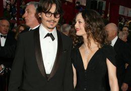 Johnny Depp mit Vanessa Paradis