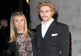 Sam Taylor-Johnson mit Ehemann Aaron Taylor-Johnson