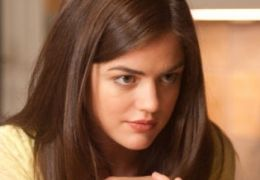 Lucy Hale in 'Scream 4'