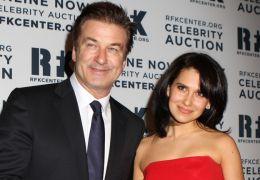 Alec Baldwin und seine Frau