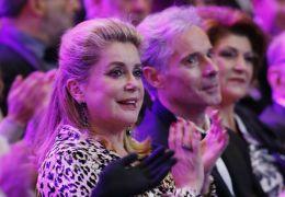 Europäischer-Filmpreis-2013 - Catherine Deneuve &...rmion