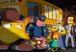 'Die Simpsons' Hayao Miyazaki-Tribute