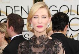 Cate Blanchett bei den Golden Globes 2014