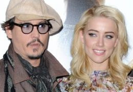 Johnny Depp und Amber Heard