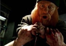 Movie 43 - Gerard Butler als irischer Kobold.