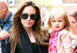 Angelina Jolie mit Tochter Vivienne