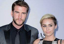 Liam Hemsworth mit Miley Cyrus