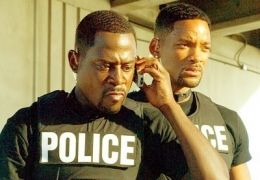 Martin Lawrence und Will Smith in 'Bad Boys'