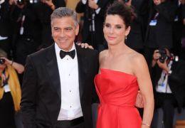 George Clooney und Sandra Bullock