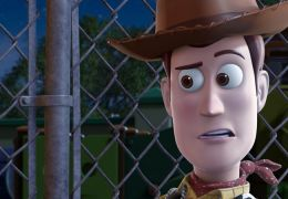 Cowboy Woody in Toy Story 3