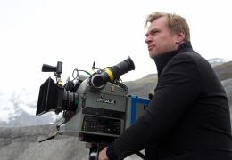 Interstellar - Christopher Nolan am Set
