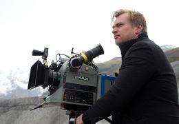 Interstellar - Christopher Nolan am Set