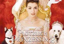 'Plötzlich Prinzessin 2': Anne Hathaway