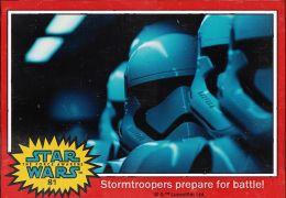 'Star Wars: Das erwachen der Macht' - Sammelkarte -...ttle!