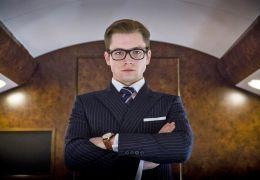 Taron Egerton in Kingsman: The Secret Service