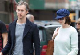Adam Shulman und Anne Hathaway