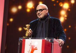 Gianfranco Rosi, Preisträger des Goldenen Bären für...mmare