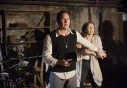 The Conjuring - Patrick Wilson als Ed Warren und Vera...arren
