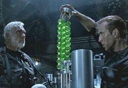 The Rock mit Nicholas Cage und Sean Connery