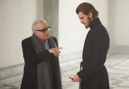 Martin Scorsese inszeniert Andrew Garfield in Silence