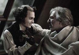 Sweeney Todd mit Johnny Depp und Alan Rickman