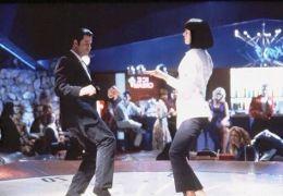 Pulp Fiction - Uma Thurman und John Travolta