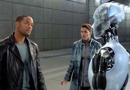 I, Robot mit Will Smith und Bridget Moynahan