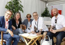 Michel Pradier (Director Project Financing, Telefilm...hnung