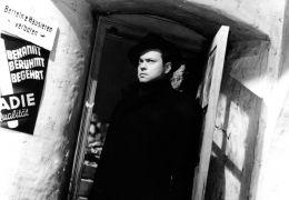 Der dritte Mann mit Orson Welles
