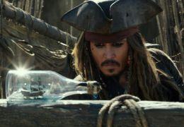 Pirates of the Caribbean: Salazars Rache mit Johnny Depp